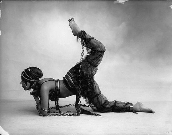 vintage dance kranil