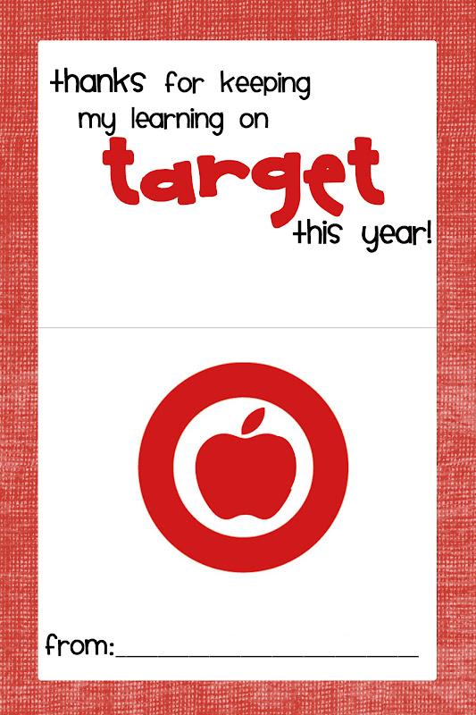 graphic relating to Printable Target Gift Card called g*ranked: Instructor Present: Focus Reward Card
