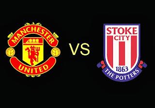 Prediksi Manchester United vs Stoke City