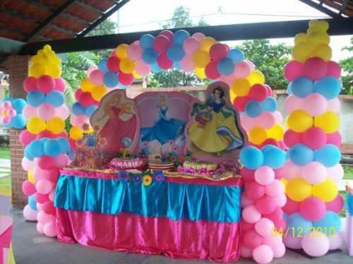 Ricas y hermosas tortas decoraciones de fiesta para ni as for Decoracion fiesta infantil nina