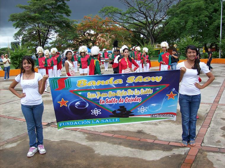 """Banda Show """"Fundación La Salle"""""""