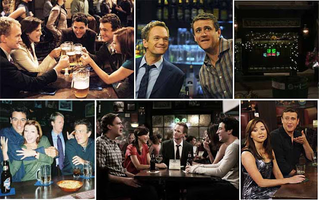 Bar de la serie How I met your mother