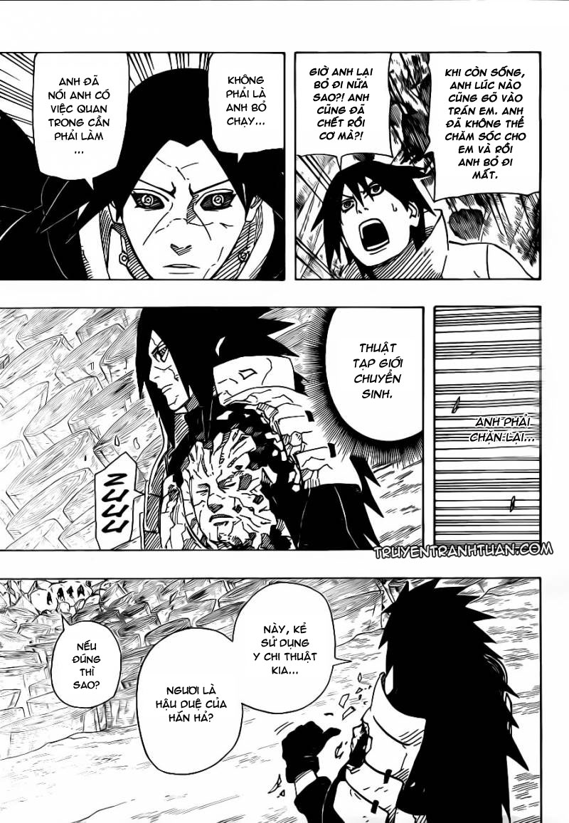 Naruto - Chapter 576 - Pic 13