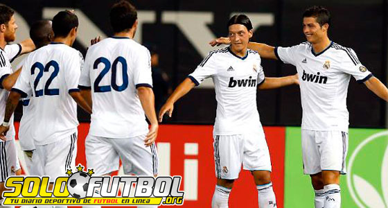 Barcelona vs Real Madrid 2012