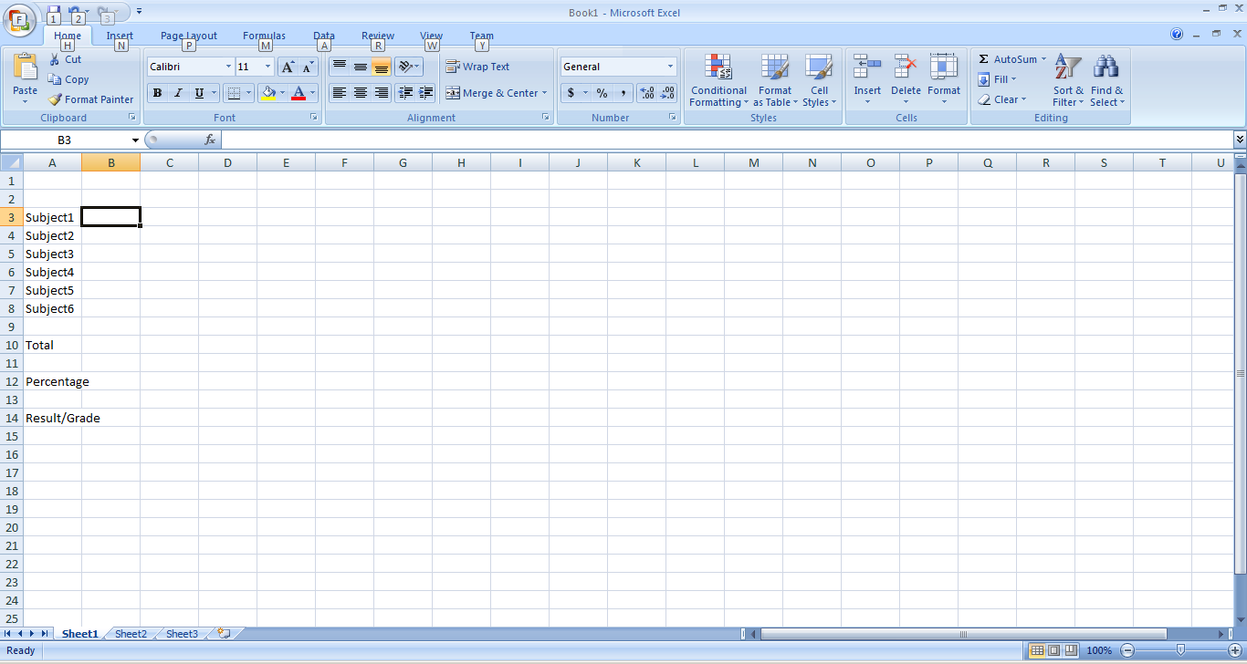 how to add a checkbox column in excel 2010