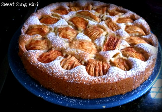 Evey's Creations: German Apple Cake Recipe