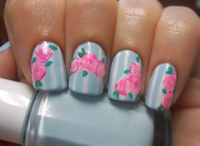 Rose Manicure