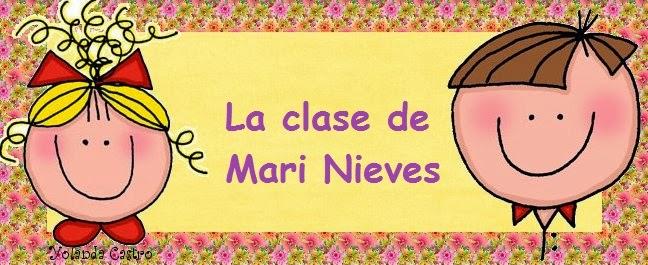 La clase de Mari Nieves