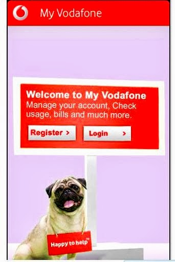 "Vodafone India launched "" My Vodafone App "" for Android, Blackberry and iOS"