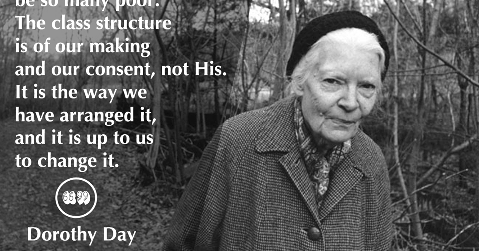 Bread New Mexico Blog: Dorothy Day: 'A Model for All ...