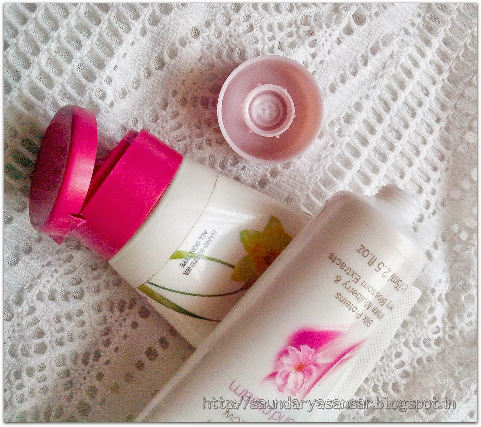 Hand Cream from Aroma Magic and Oriflame Sweden Reviews