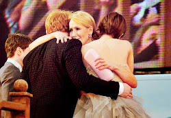 Thank you Jo Rowling, thank you for everything.