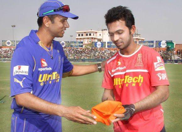 Dravid and Rahane