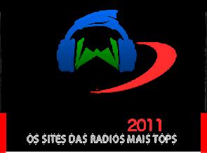 3 lugar da TOP RADIO - 2011