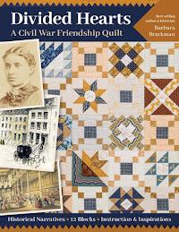 DIVIDED HEARTS: A CIVIL WAR FRIENDSHIP QUILT