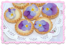 Mini Sugar Pies
