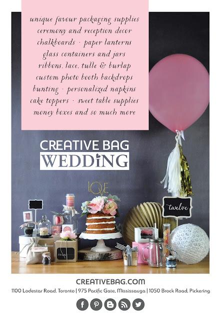 Creative Bag Wedding