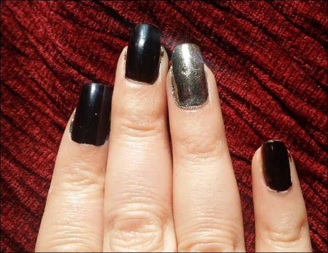 Mi cajón desastre: Manicura uñas espejo o cómo casi morir en el intento