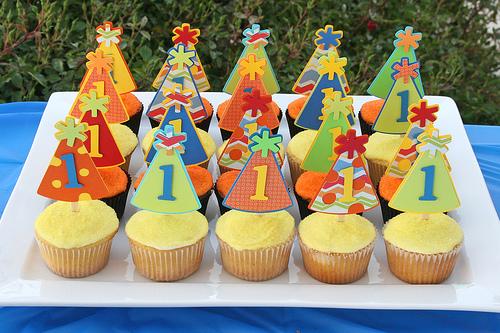 Boy Birthday Cupcake Ideas : Cupcakes Cup: Cupcakes for Boys 1st Birthday