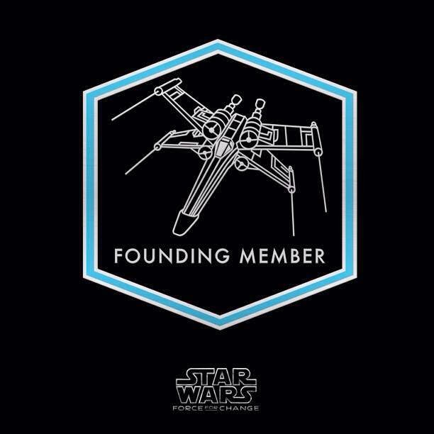 #ForceForChange #FoundingMember