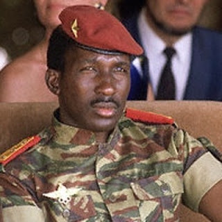 Thomas Sankara. Photo from http://4.bp.blogspot.com