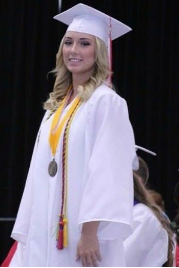 Eminem's Daughter Graduates High School Hailie Mathers