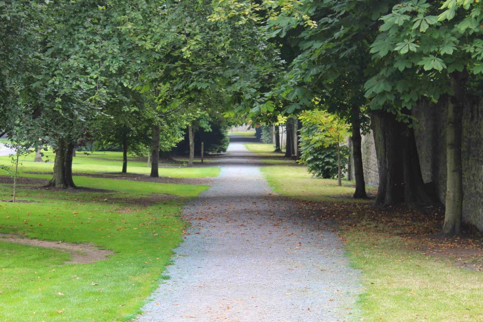 kilkenny garden paths
