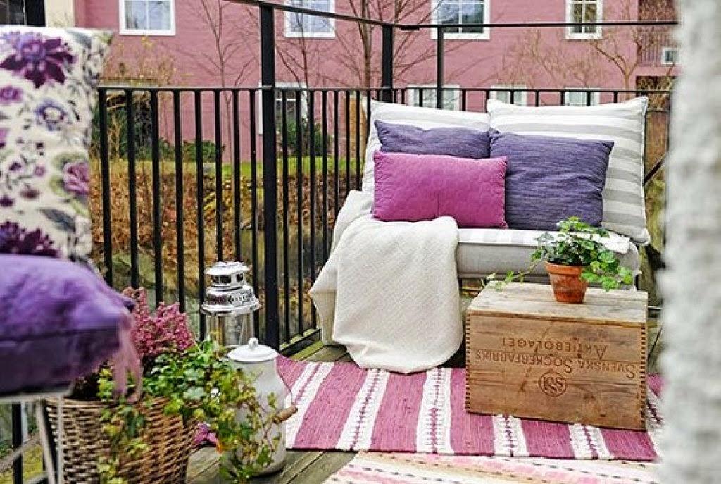 ideas decoracion terrazas pequeñas