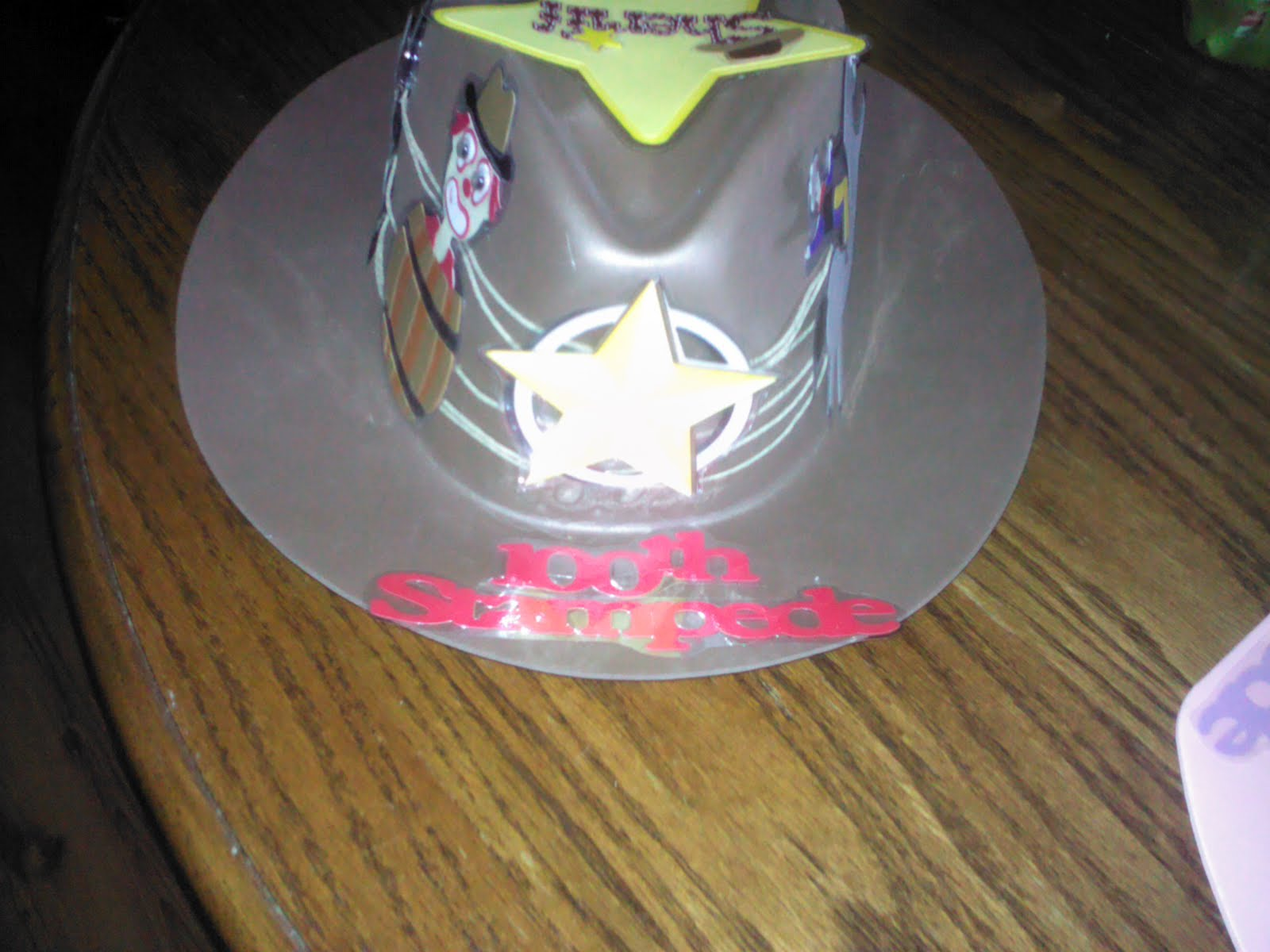 Time Lapse Creations Little Buckaroos Cowboy Hats