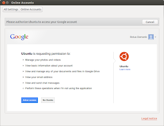 Google Ubuntu