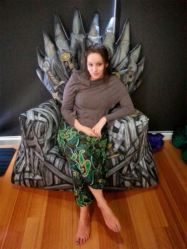 Sofa Juego de Tronos