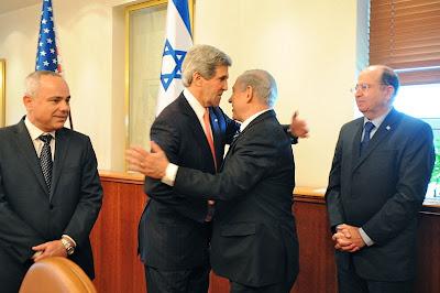 Kerry and Netanyahu