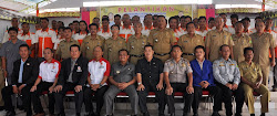 Pelantikan KONI kecamatan se Kabupaten Bengkayang