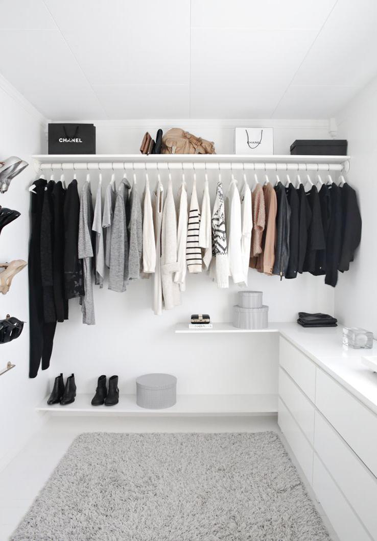 Proyecto 333: simplifica tu armario