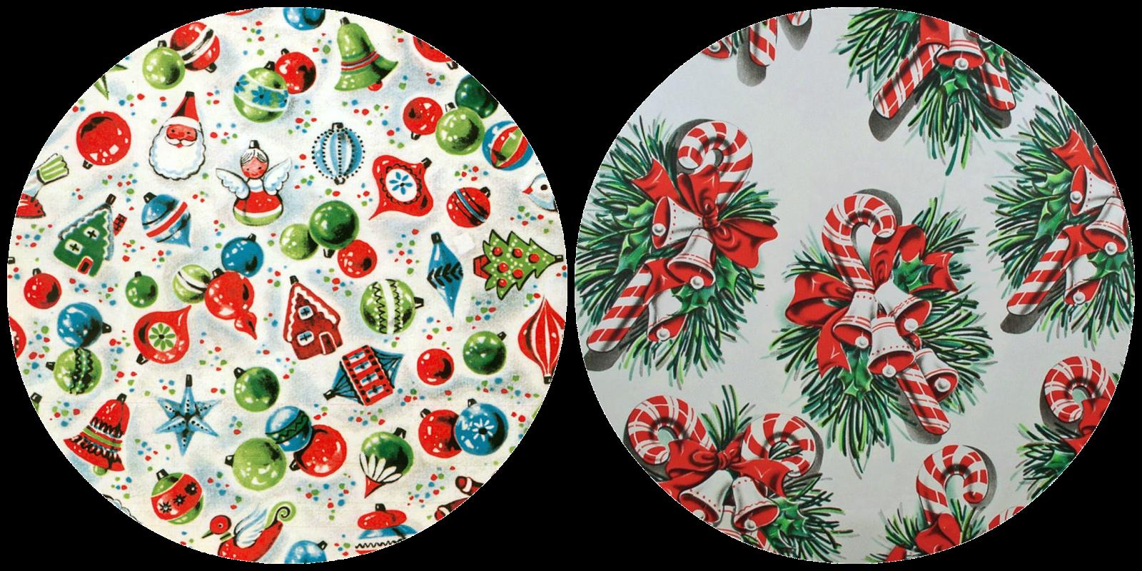 Diseno Patterns Para Una Navidad Vintage La Musa Decoracion - Vintage-navidad
