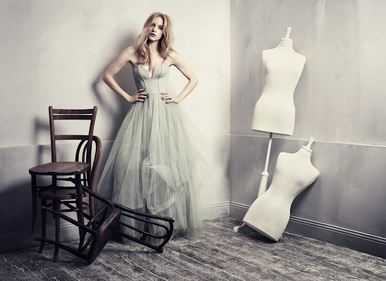 Fashion Junkies loves H&M Conscious Exclusive tulle dress
