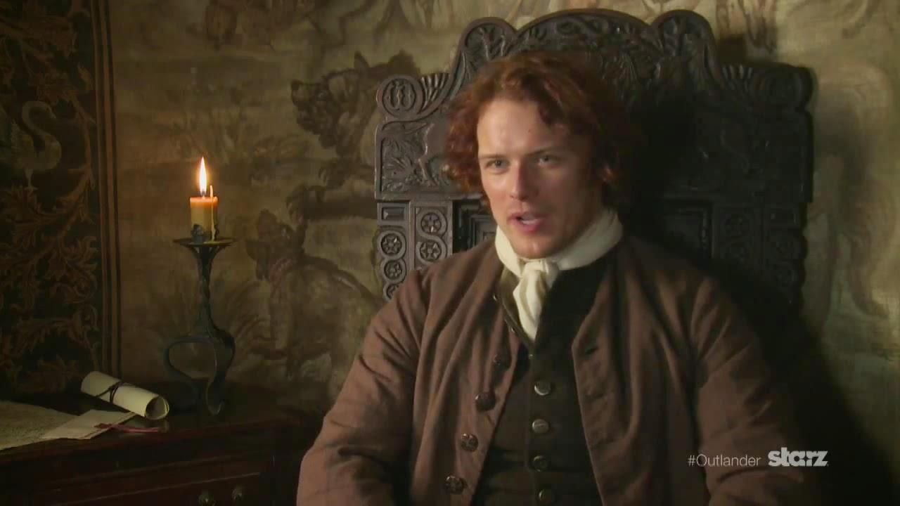tras las cámaras de Outlander.  Outlander_+New+Series+0274