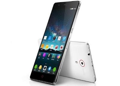 Best Chinese Smartphones in 2015: zte nubia7