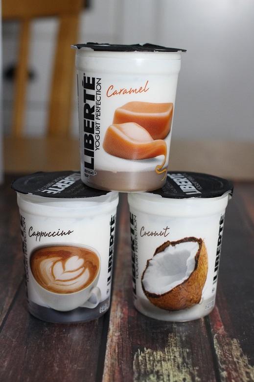 Simple Yogurt Parfaits