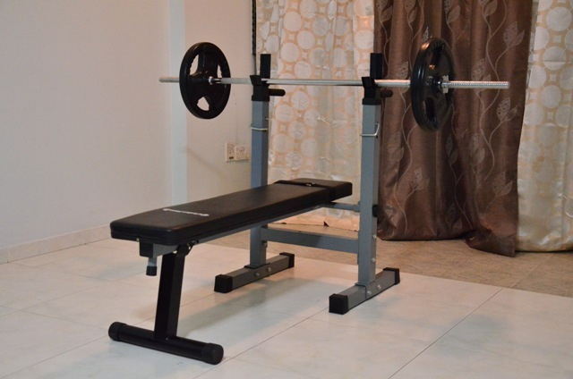 Singapore home gym is giving you a