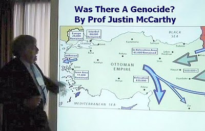 Video: Was There A Genocide? By Prof Justin McCarthy © This content Mirrored From  http://armenians-1915.blogspot.com