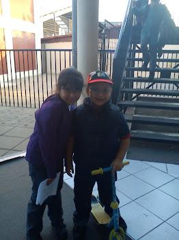 Camila y Santiago