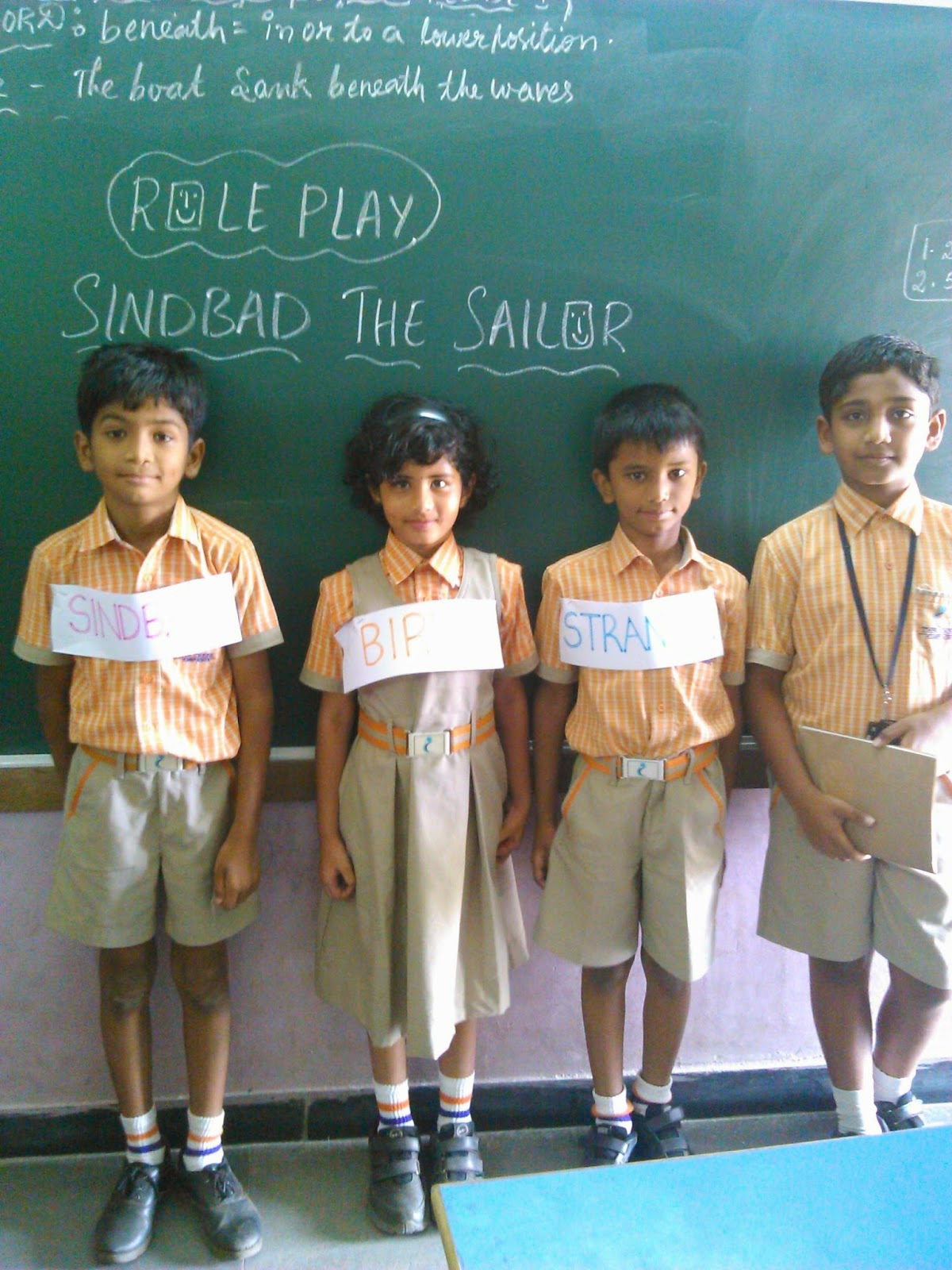 the creek planet school english activities junior wing 2014 15 know how to deal difficult situations by thinking wisely children learned to use one s wit if one finds oneself in a difficult situation