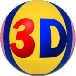 Videos de Waterpolo en 3D