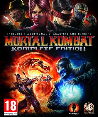 Mortal Kombat Komplete Edition Game