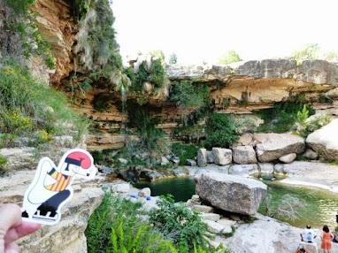 Un  paradís a la comarca del Matarranya,