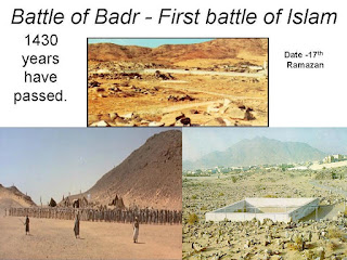 The Battle of Badr- Islamic History