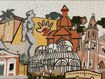 Olhares Curitibanos, por alunos do Centro de Criatividade de Curitiba