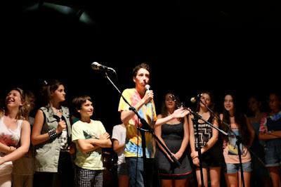 Photos de la colonie de vacances musique et cinéma Rock The Casbah N°10