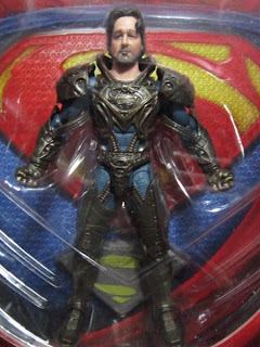 DC comics Superman JOR-EL General Zod movie masters Man of Steel New 52 JLU Justice League